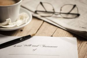 last will and testament review for year end estate planning