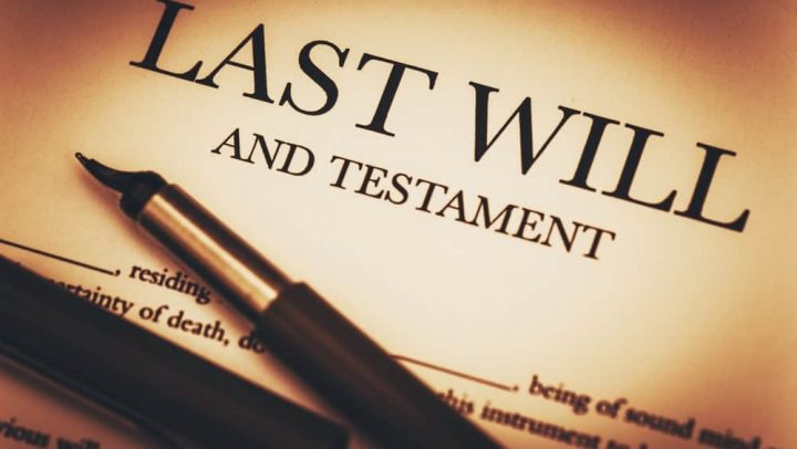 Considerations for your last will and testament in Arizona