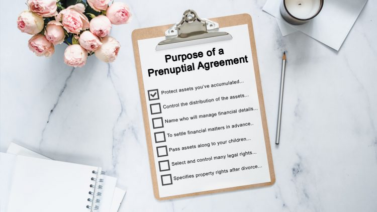Purpose-of-a-Prenuptial-Agreement