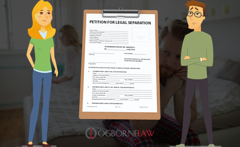 How to File for Legal Separation in AZ