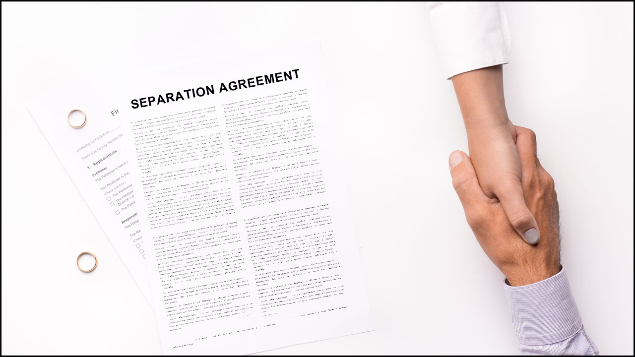 What is a Separation Agreement