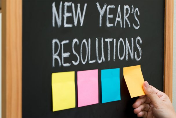 New Year's Resolution Making a Will
