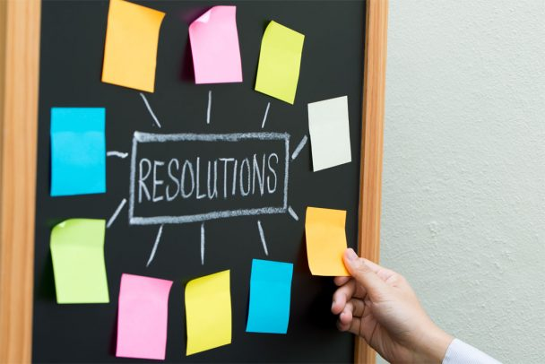 New Year's Resolutions for Estate Planning