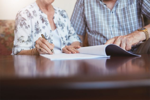 How to Get Power of Attorney for an Elderly Parent